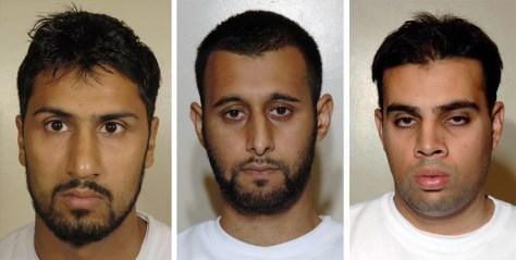 Image: U.K. terror plot