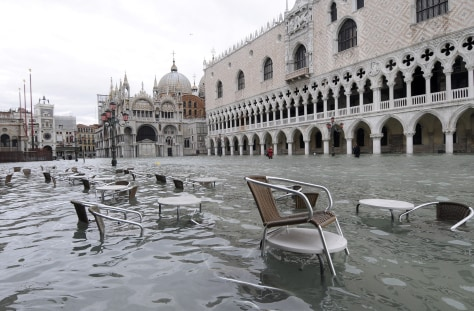 Image: 2008 flooding in Venice