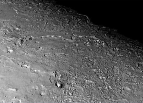 Image: Triton's surface