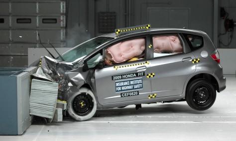 Image: Crash tests