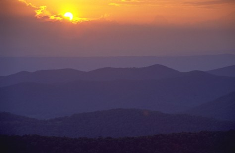 Image: Shenandoah National Park
