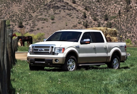 Image: Ford F-150 King Ranch SuperCrew