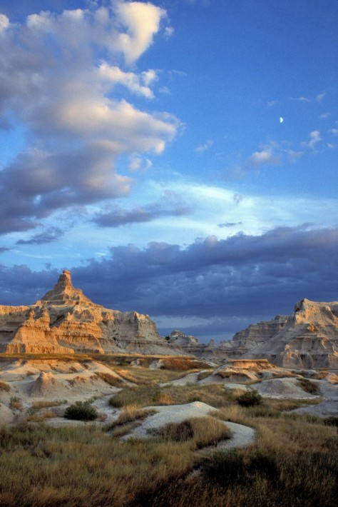 Image: Badlands National Park, S.D.