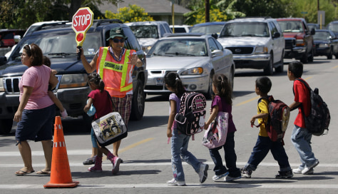 Image: Students at Lamar Elementary