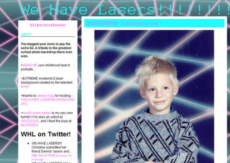 Image: LaserPortraits.net Web site