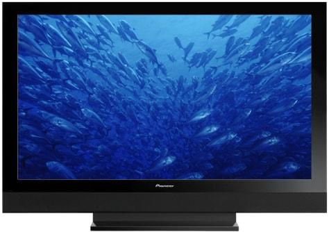 Image: Pioneer's Kuro plasma TV set