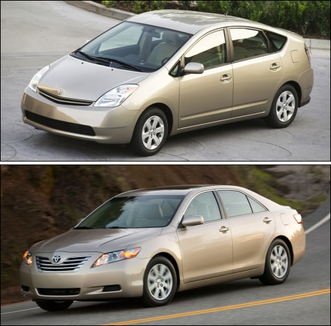 Image: Toyota recalls cars