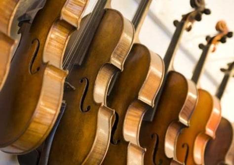 Image: Violins