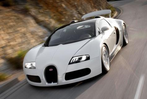 $2 million bugatti veyron is tech-heavy - technology & science