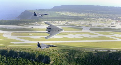 Image: Andersen Air Force Base