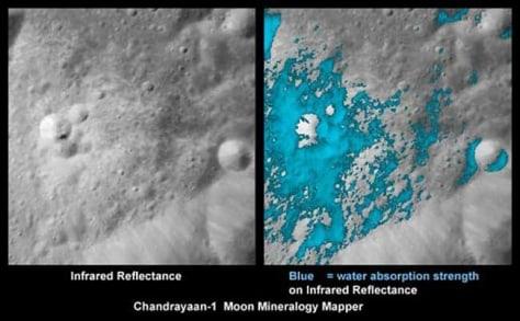 Image: Moon maps
