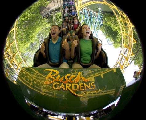 Image: Busch Gardens