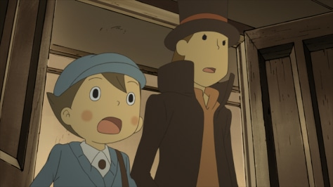 Image: Professor Layton and the Diabolical Box