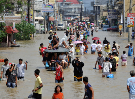 Image:Flooded street