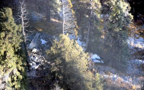 Image: Crash site