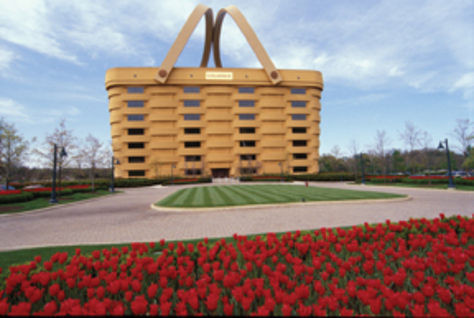 Longaberger home office