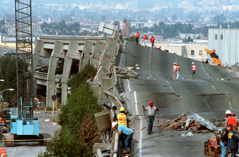 Image: Earthquake in 1989