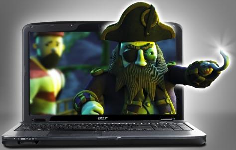 Image: Acer 3-D laptop