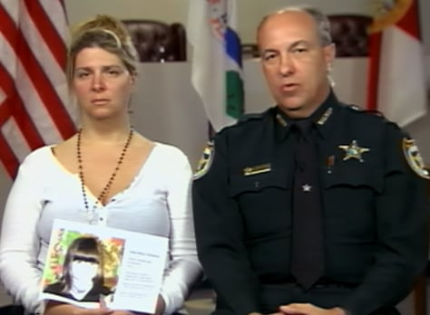 Child's body found in search for missing girl - today > news
