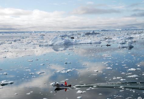 Image: Ice Fjord of Ilulissat, Greenland