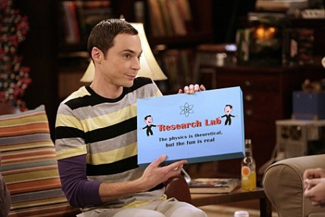 "Image: Jim Parsons as Sheldon Cooper on ""The Big Bang Theory"""