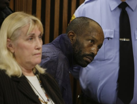 Image: Anthony Sowell in court