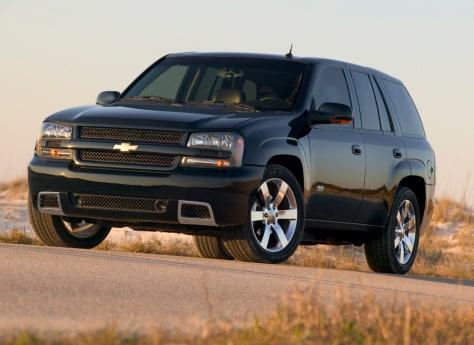 Image: Chevy Trailblazer