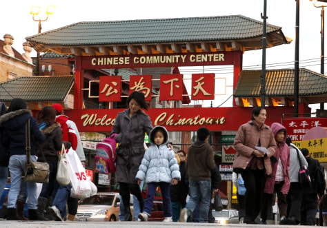 Image: Chicago's Chinatown