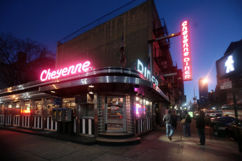Image: The Cheyenne Diner