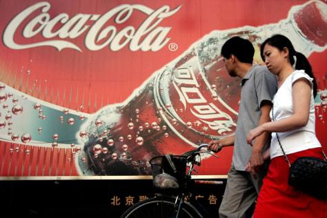 Image: Coke ad