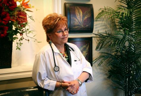 Image: Dr. Susan Debin