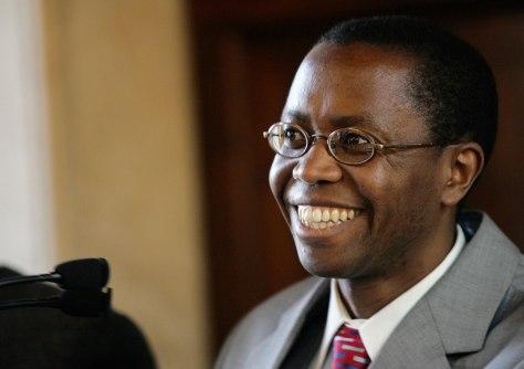 Image: Rwandan Hutu rebel Ignace Murwanashyaka
