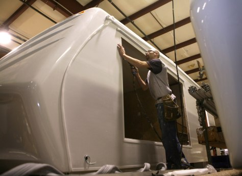 Rv Industry No Longer Running On Empty Us News The