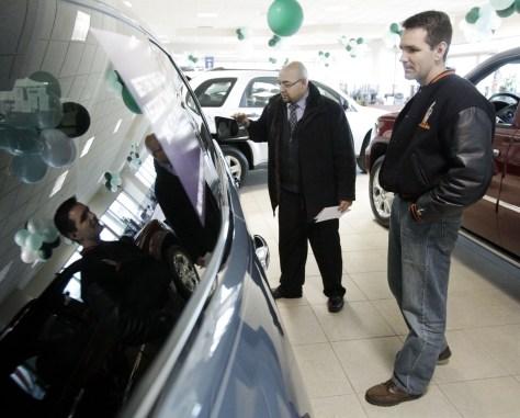 Image: Auto shopper