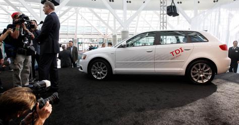 Image: Audi A3 TDI