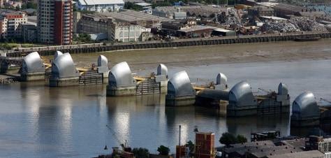 Image: Thames Barrier