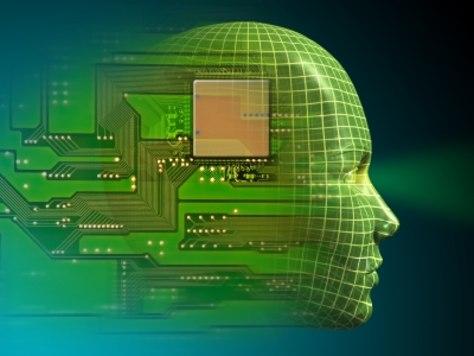 Image: Brain electrodes
