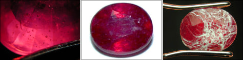 Image: Synthetic ruby