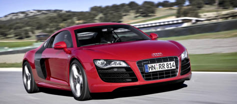 Image: Audi R8