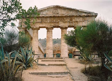 Image: Temple of Demeter