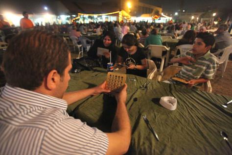 Image: Bingo at the Alwiyah Club