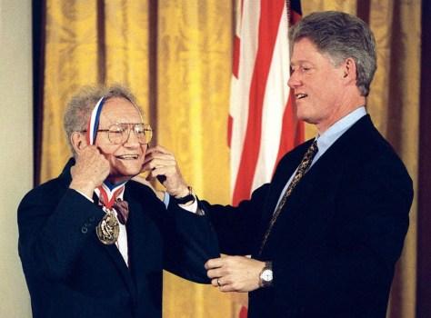Image: Samuelson, Clinton