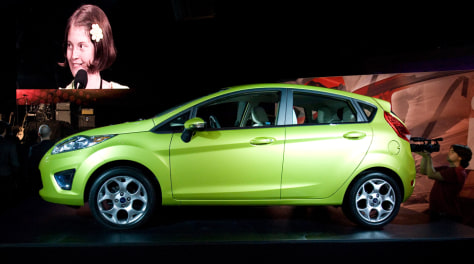 Image: Ford Fiesta