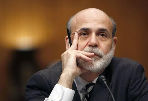 Image: Ben Bernanke