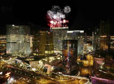 Image: Aria Hotel and Casino