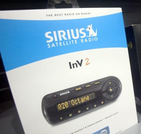 Image: Sirius ad