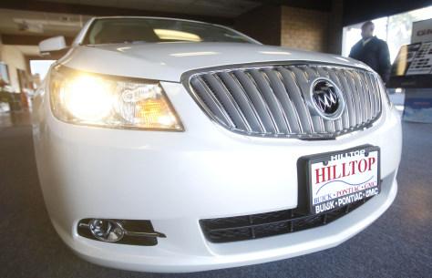 Image: Buick LaCrosse CXS