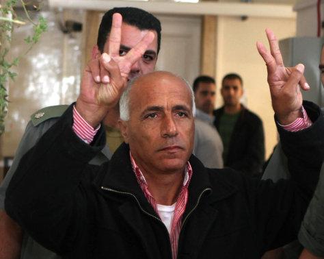 Image: Israel's nuclear whistleblower Mordechai Vanunu