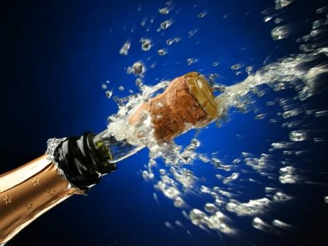 Image: Champagne cork