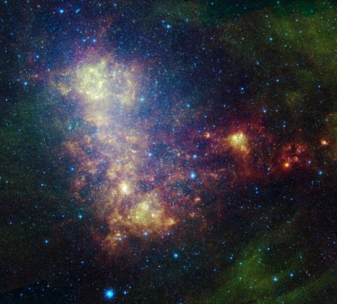 Image: Small Magellanic Cloud